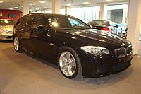 BMW 520dA M-pakket, FULL OPTION